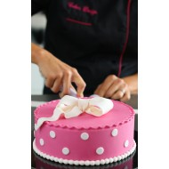 Workshop cake decorating