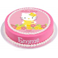 Gâteau Hello Kitty - Agrumes